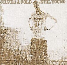 NEIL YOUNG Silver & Gold CD