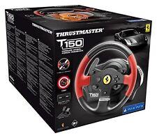 GUT: Thrustmaster T150 Ferrari Force Feedback Racing Wheel - PS4/PS3/PC