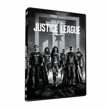 New listing Zach Snyder's Justice League 4h Time Clip ( 1-Disc Set) Area 1, Brand New-