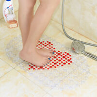 Safe Bathroom Product PVC Bathtub Cushion Non Slip Pad Bath Mat Shower Rug