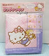 Sanrio Hello Kitty Lunchbox Cloth Japan Limit  , #ok