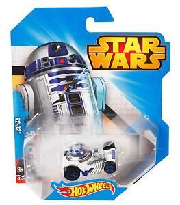 Hot Wheels R2 D2 STAR WARS
