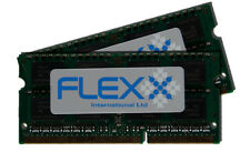 16 GB (2 x 8 GB), 204-pin SODIMM, DDR3 PC3L-12800, 1600 MHz, 1.35 V, la memoria RAM MAC