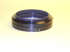 Original Lens Shade and filter holder for Schneider-Kreuznach Beaulieu-Optivaron