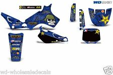 Decal Graphic kit for Yamaha YZ 85 Dirt Bike MX Motocross Deco YZ85 2002-2014 M