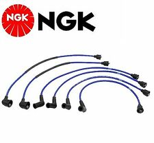 NGK Spark Plug Ignition Wire Set For Mazda RX-7 1979-1985