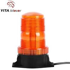 Amber Rooftop 30LED Emergency Warning Strobe Light Flashing Beacon Light Tractor