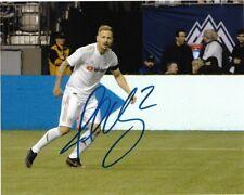 Los Angeles Fc Lafc Jordan Harvey Autographed Signed Mls 8x10 Coa #1