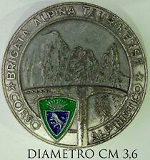 1914) Distintivo Brigata Alpina Taurinense Corso Alpinistico modello anonimo