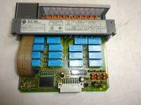 Allen Bradley 1746-ow16 SLC 500 Output Module