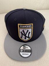New York Yankees New Era Snapback 9Fifty 950 Hat London Series England NEW Rare