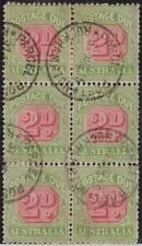 VF (Very Fine) Australian Pre-Decimal Stamps