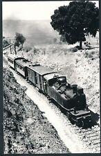 Photo Train Allemand Gare CP - MONCORVO Portugal - 1242