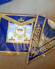 Grand rank dress apron & collar for standard bearer NEW