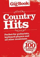 Country Hits Sheet Music The Gig Book Lead Sheets: Melody-Lyrics-Chord 014041322
