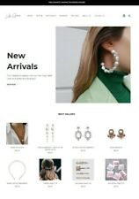 Online Business For Sale - Jewellery and Hair Accessories - Work From Home