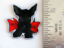 Scottish Terrier Puppy Dog Pin Limited Edition  (1 pin)  Black