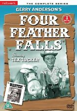 FOUR FEATHER FALLS the complete series. Gerry Anderson. 3 discs. New sealed DVD.