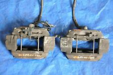 2005 MERCEDES-BENZ S500 W220 #28 FRONT LEFT/RIGHT BRAKE CALIPERS SET OF 2 OEM