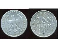 ALLEMAGNE  200 mark  1923 G