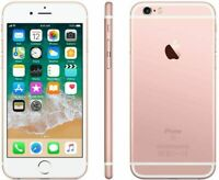 Apple iPhone 6s 64GB Rose Gold Unlocked A1688 CDMA + GSM, EXCELLENT CONDITION!!