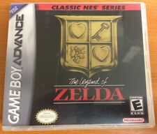 the legend of zelda rollenspiel nintendo gameboy advance gba classic nes series link