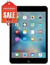 Apple iPad mini 2 128GB, Wi-Fi + 4G AT&T (Unlocked), 7.9in - Space Gray (R-D)