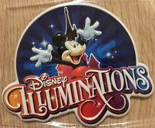 MAGNET / Aimant ILLUMINATIONS Disneyland Paris