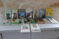 Lot de 16 romans pour enfants divers - J'ai Lu - Poche - Folio Pocket...