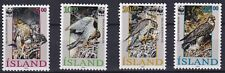 Iceland 1992 Birds of Prey WWF MNH