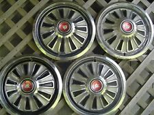 1968 68 MERCURY COUGAR XR7 COMET GT HUBCAPS  WHEEL COVERS CENTER CAP FORD FOMOCO
