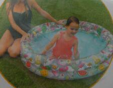 "Intex paddling pools for kids 48"" x 10""  RRP £9.99"