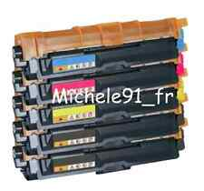 5 Cartouches Toner Compatibles TN 241 TN241 TN 245 TN245 pour Brother MFC9340CDW