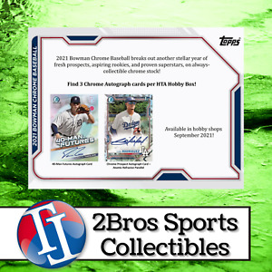 2021 Bowman Chrome 12 HTA Choice Box Case Break 9/28 5pm CST - Orioles