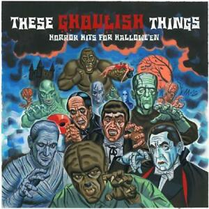 Mitch O'Connell - These Ghoulish Things: Horror Hits for Halloween