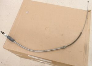 1977 1978 1979 Ford Thunderbird FRONT PARKING BRAKE CABLE D8OZ-2853A