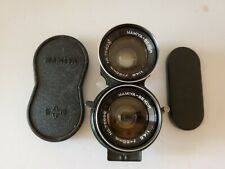 Mamiya Sekor 55mm f/4.5 Wide Angle TLR Lens for C220 C330 Series TLR Cameras