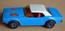 Modellini statici di auto, furgoni e camion blu Matchbox