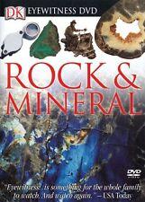 Rock and Mineral (DK Eyewitness DVD)