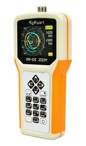 RigExpert AA-55 Zoom Antenna Analyzer .06 to 55 MHz New in Box Guaranteed