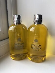 Molton Brown Bushukan Bath & Shower Gel 2 X 300ml NEW Free Delivery Signed For