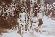 "Photo German colonies South West Africa DSWA ""Children in Windhoek"""
