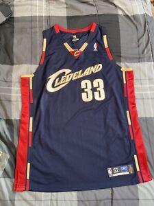 Luke Jackson Cleveland Cavaliers Vintage Reebok Authentic Jersey 52 2XL XXL Sewn