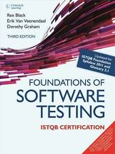 New- Foundations of Software Testing ISTQB by Rex Black INTL ED