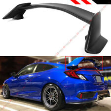 FOR 2016-19 10TH GEN HONDA CIVIC 2 DR COUPE CTR TYPE R STYLE TRUNK SPOILER WING