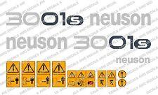 NEUSON 3001 DUMPER STICKER DECALS