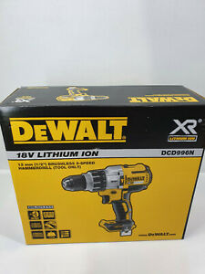 Dewalt 18v Brushless 3 Speed Drill DCD996 - Top Model