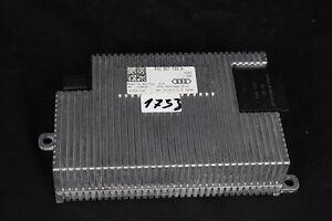 Originale Audi A8 4H Centralina Per Riscaldabile Parabrezza Variatore 4H0907133A