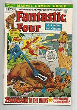 "FANTASTIC FOUR (V1) #118 Grade 9.0 Bronze Age Marvel! ""Thunder in the Ruins!"""