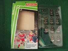 SCATOLA SUBBUTEO 63000 SQUADRA 771 Manchester United 2nd 1993 PREMIER LEAGUE CHAMPION